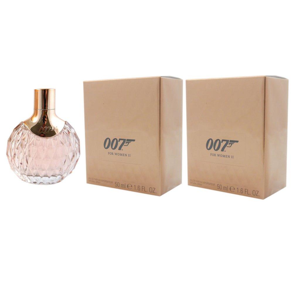 James Bond 007 II Woman - 2 x 50 ml Eau de Parf...