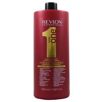 Revlon Uniq One All in One Shampoo Conditioner Conditioning 1000 ml TOP