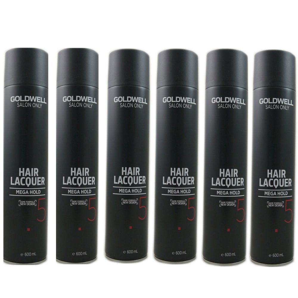 Goldwell Salon Only Hair Lacquer super firm 6 x...