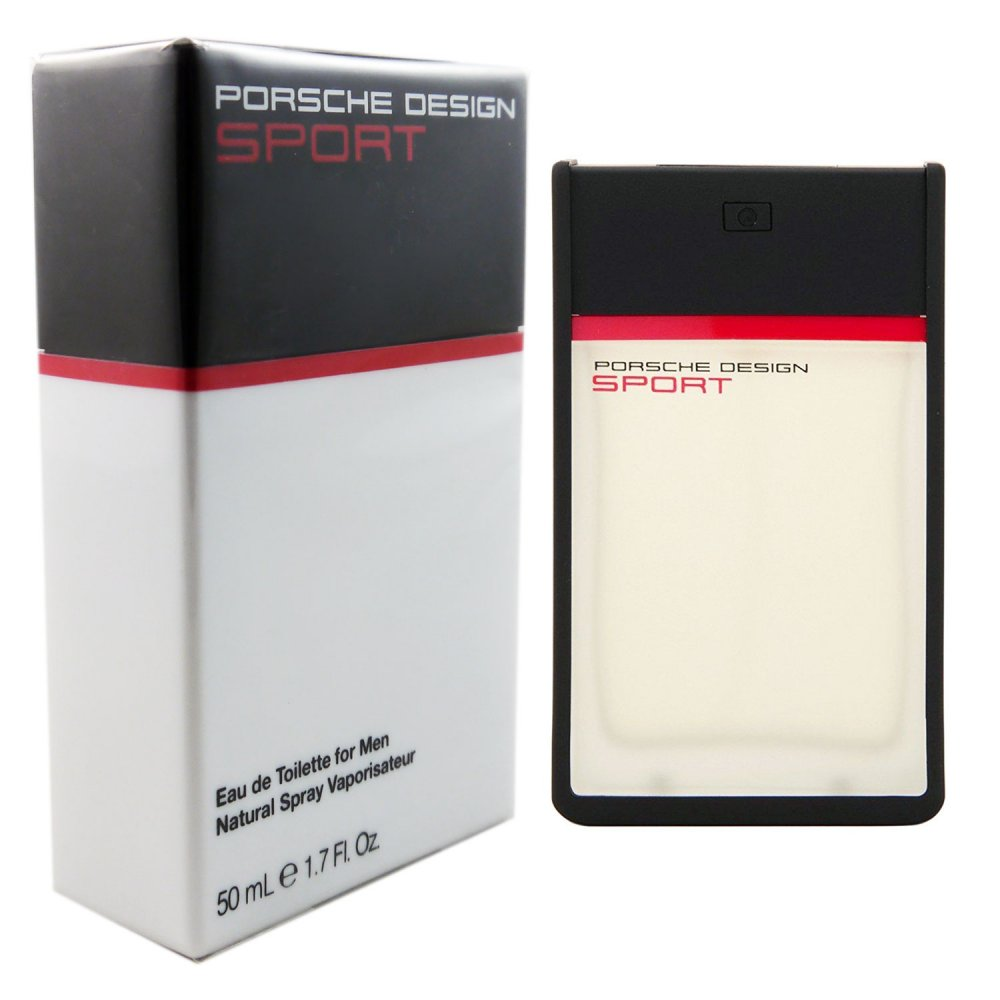 Porsche Design Sport 50 ml Eau de Toilette EDT