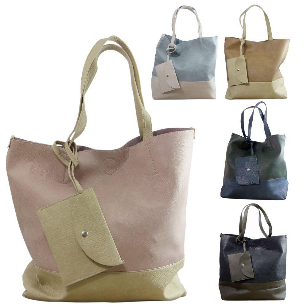 Damen City Tasche Umhängetasche Damenhandtasche...