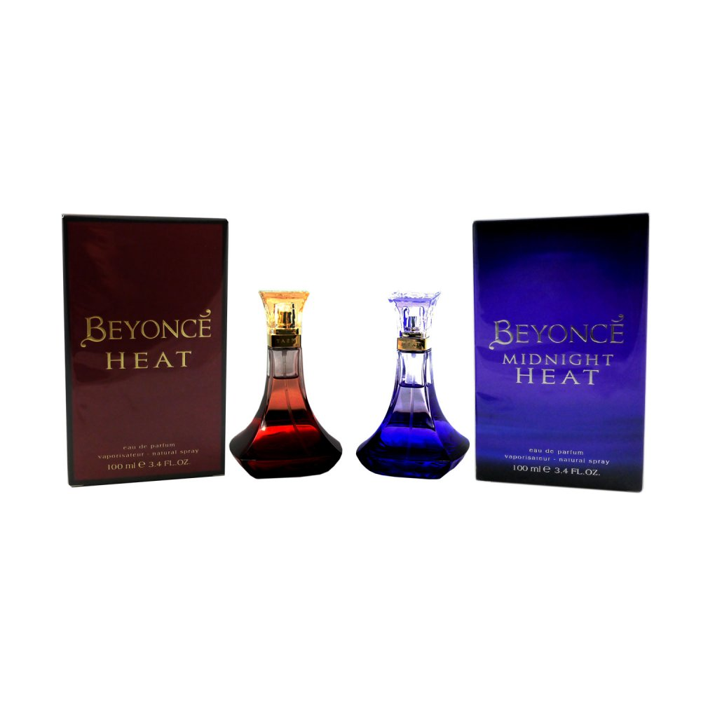 Beyonce Set Midnight Heat Eau de Parfum 100ml E...