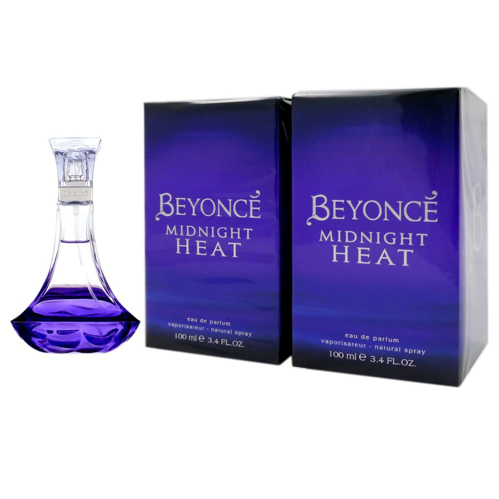 Beyonce Midnight Heat 2 x 100ml Eau de Parfum EDP
