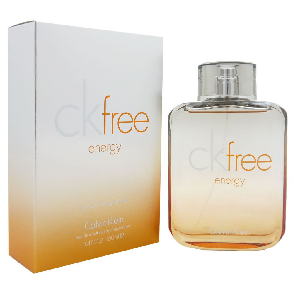 Calvin Klein CK Free Energy 100 ml Eau de Toilette EDT