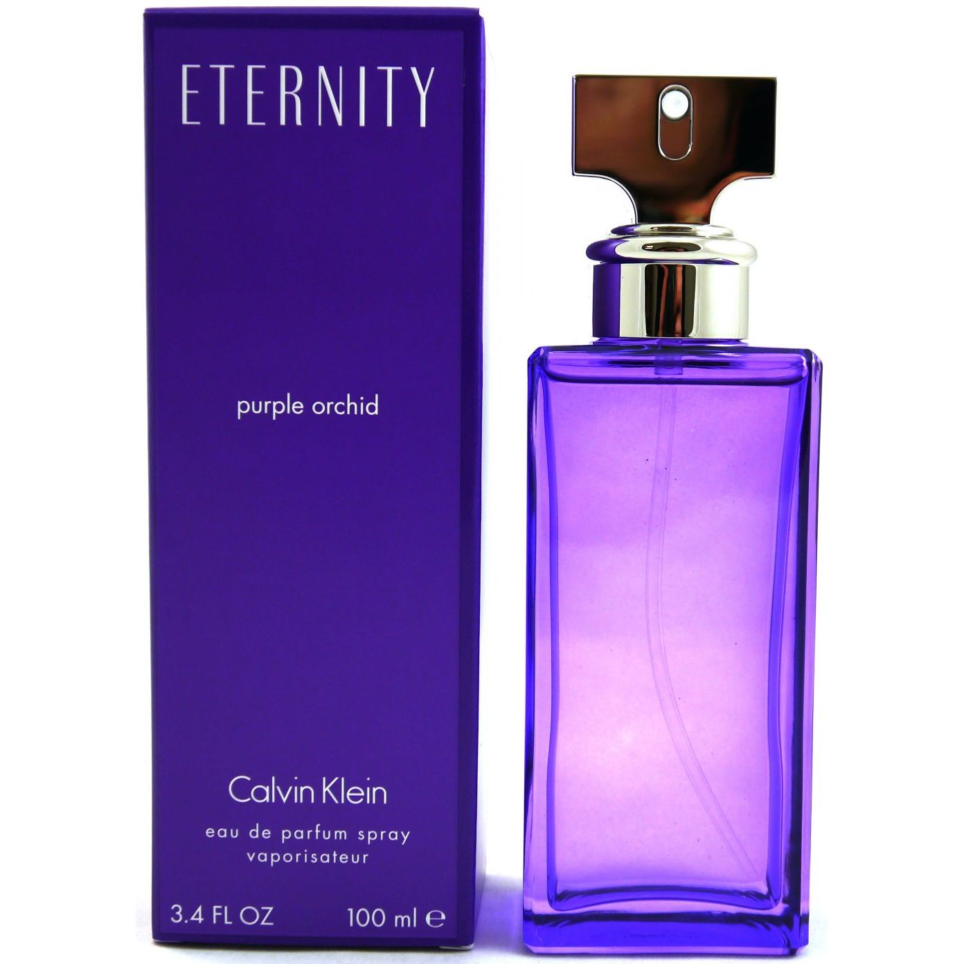 Calvin Klein Eternity Purple Orchid 100 Ml Eau De Parfum Edp Bei