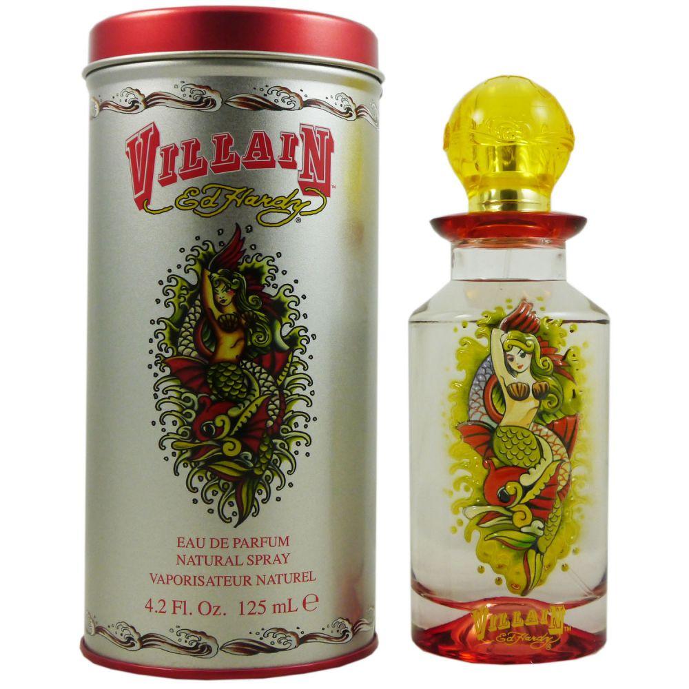 Villain For Women Eau de Parfum Spray 125ml