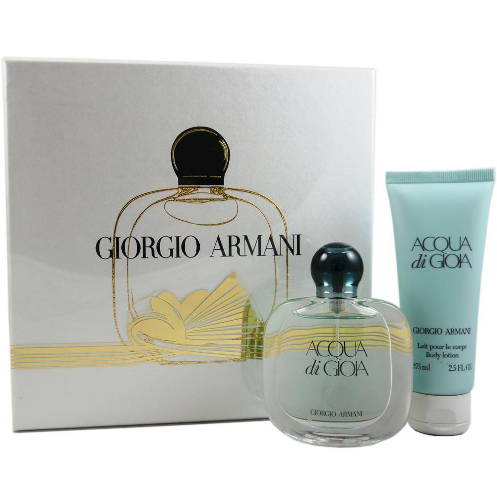 Giorgio Armani Acqua Di Gioia Set 30 Ml Edp 75 Bl Bei Pillashop