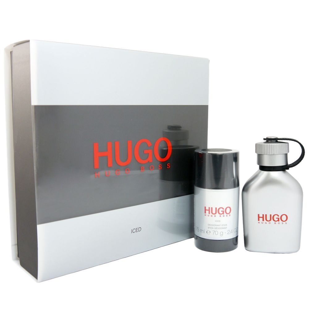 Hugo Boss Hugo Iced Set 75 Ml Eau De Toilette Edt 75 Ml Deostick