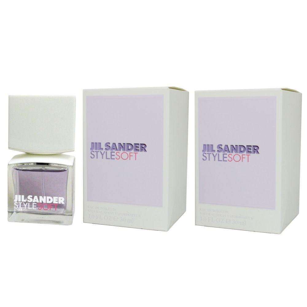 Jil Sander Style Soft 2 x 30 ml Eau de Toilette EDT Set bei Pillashop
