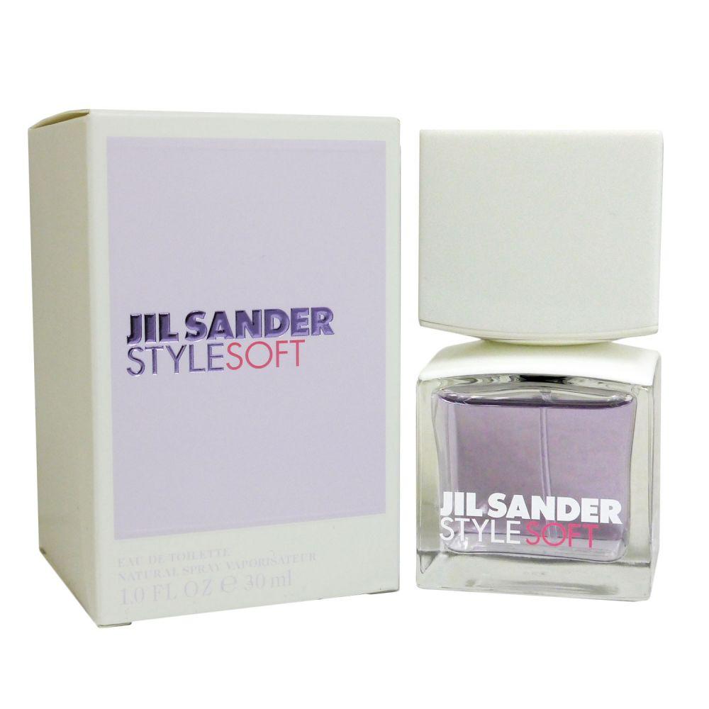 Jil Sander Style Soft 30 ml Eau de Toilette EDT bei Pillashop
