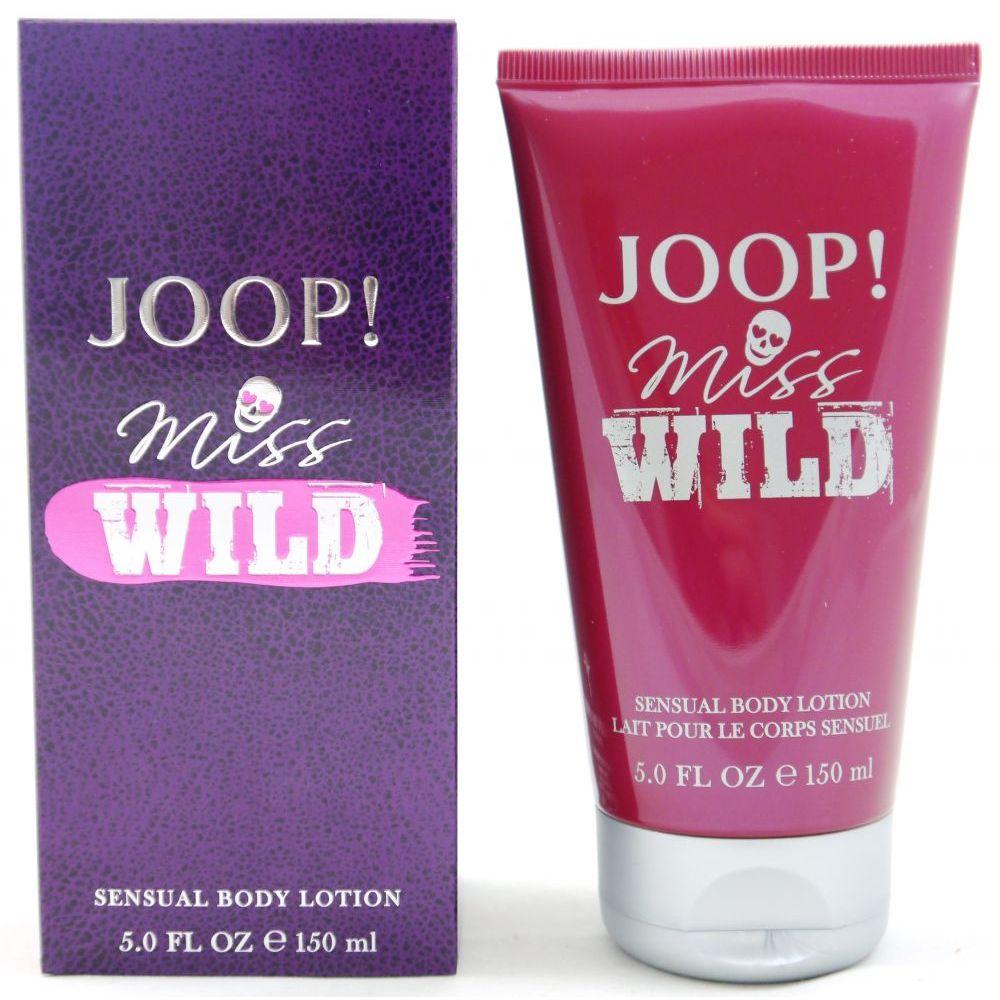 Joop Miss Wild 150 Ml Bodylotion Krperlotion Bei Pillashop Body Lotion Sp 100ml