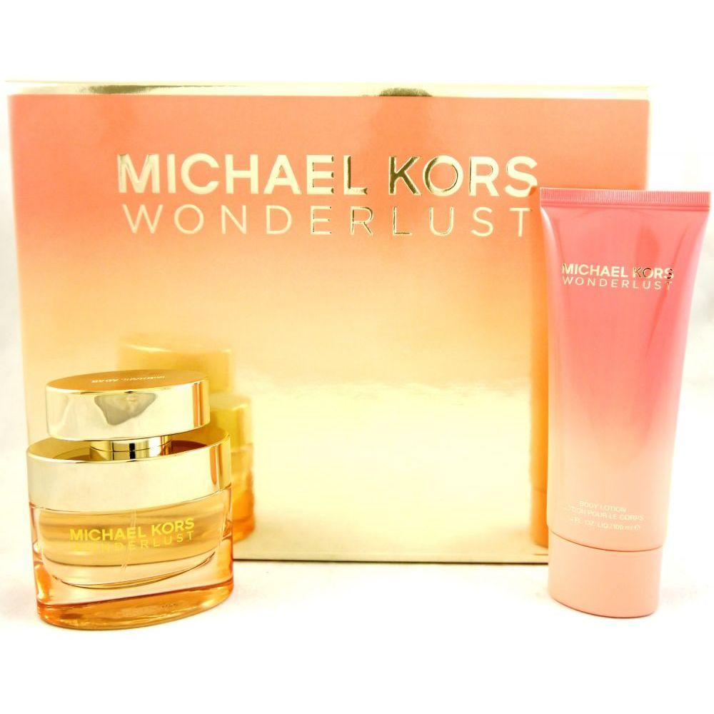 a522991352c161 Michael Kors Wonderlust Set 50 ml Eau de Parfum EDP & 100 ml Bodylotion