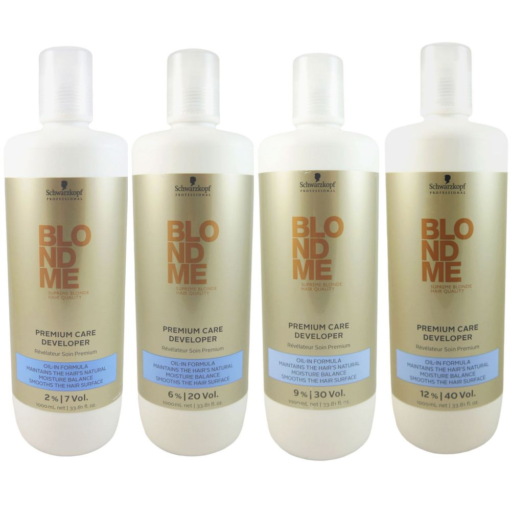 Schwarzkopf Blondme Premium Developer 1000ml 2 6 9 12 Bei Pillashop