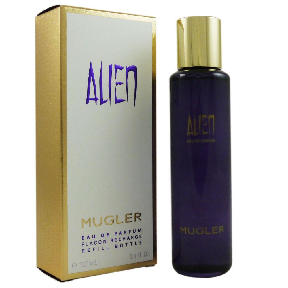 Thierry Mugler Alien 100 Ml Eau De Parfum Edp Refill Bei Pillashop