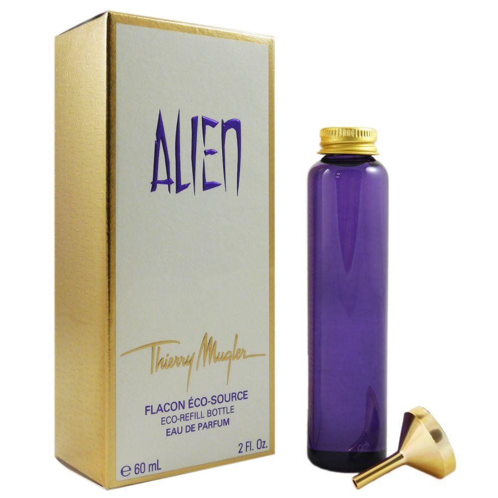 459862c4c3fdc3 Thierry Mugler Alien 60 ml Eau de Parfum EDP Refill Recharge Nachfüllung ...